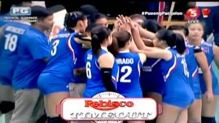 ALYSSA VALDEZ   SET 3 VS IRAN