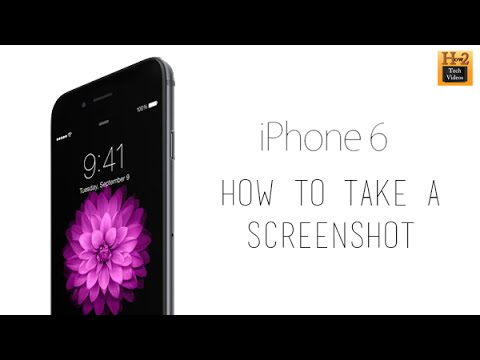 how to screenshot iphone 4 iphone 6 how to take a screenshot h2techvideos 2371