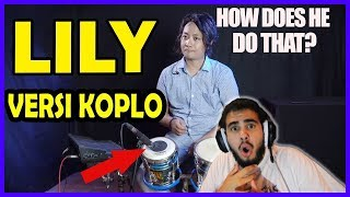 L1ly Versi Dangdut Koplo Reaction