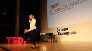 Don't Hide Yourself In A Lie As A Bi   Veronika Radobicka   TEDxGrenaaGymnasium