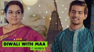 Alright! | Diwali With Mom ft. Aashqeen & Kulbir Badesron