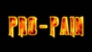 PRO-PAIN - The Stench Of Piss (Lyrics)