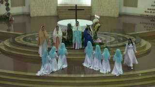 """Diễn nguyện """"cầu xin Đức Mẹ phù hộ các giáo hữu"""""""