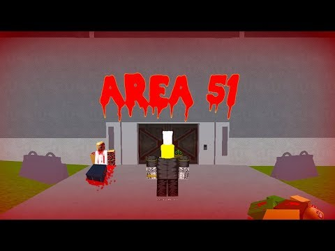 DON'T VISIT AREA 51 IN ROBLOX! *SCARY*