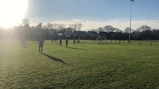 FSA PRO - Brookhouse, Game Highlight, Penalty Riley Davoile