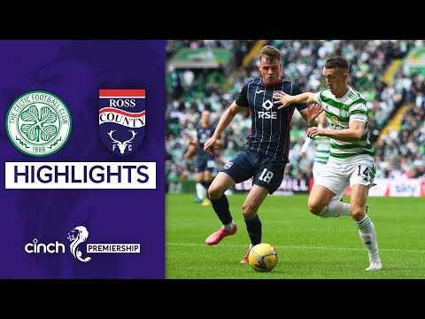 Celtic Ross County Goals And Highlights