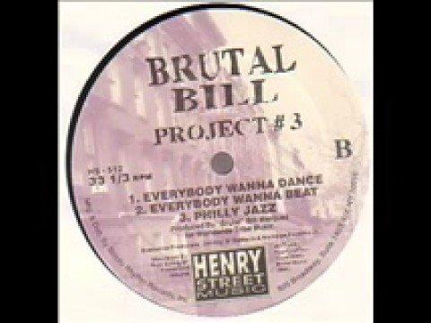 Brutal Bill - Philly Jazz