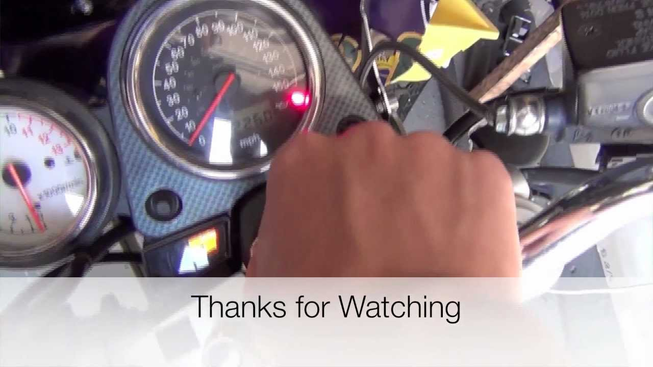how to start a razor motorcycle