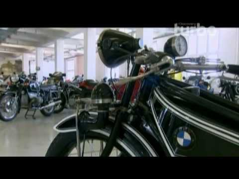 Historia de la moto BMW