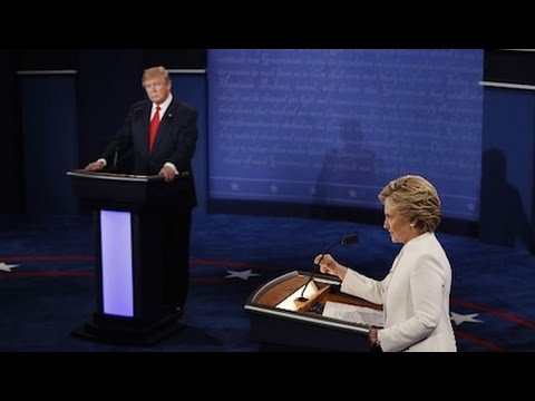 Final Presidential Debate Accentuates Candidates' Divide on Abortion Rights