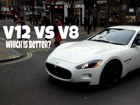 WHICH ENGINE SOUNDS BETTER? | V8 vs V12