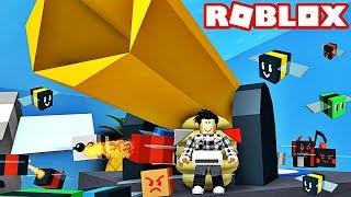 I'M SUPER-POWERFUL! Roblox Bee Swarm Simulator