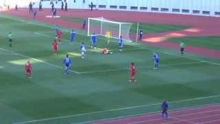 Dinamo (Tbilisi) 2:2 Dila (Gori)