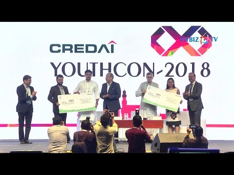 CREDAI YOUTHCON 2018 inauguration in Hyderabad