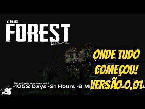 THE FOREST - Onde Tudo Começou Versão 0.01 PT-BR [PC]