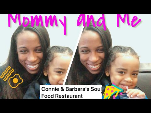 Connie and Barbara's Soul Food | Detroit Food Tasting