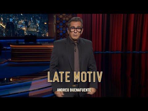 "LATE MOTIV - Monólogo de Andreu Buenafuente. ""La guapocracia"" | #LateMotiv431"
