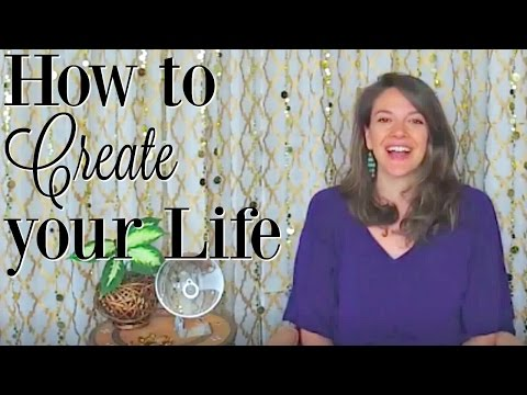 Use your Intuition to *Co-Create your Life* by Psychic Medium (Samantha Fe)