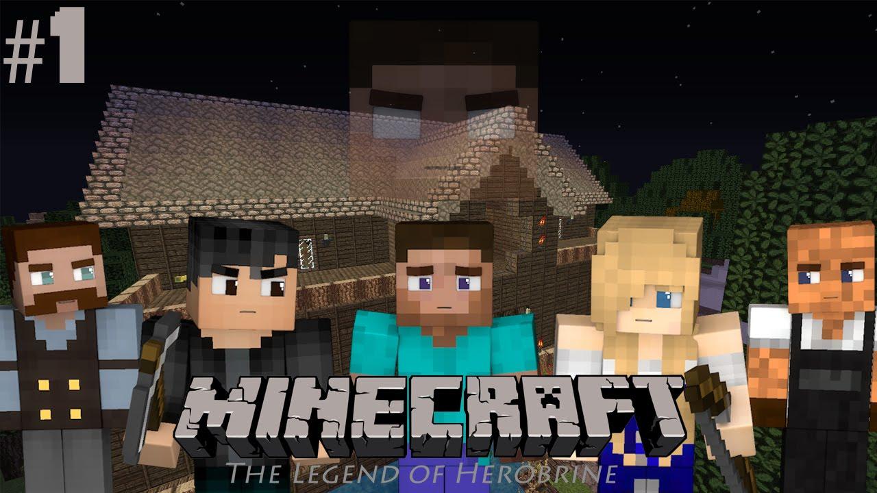 Herobrine/StreamStory – Official Minecraft Wiki