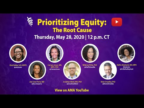 Prioritizing Equity: The Root Cause