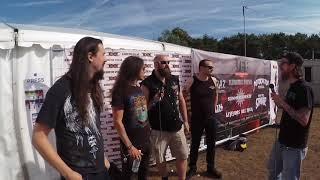 GBHBL Whiplash: Bloodstock 2018 Interviews: Th1rt3en