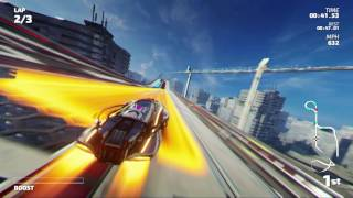 switch fast rmx gameplay new zendling nintendo switch direct feed footage