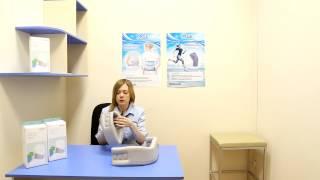 Видеообзор шины-воротника ортопедического OTTOBOCK Necky Color арт. 50C20 и арт. 50C30