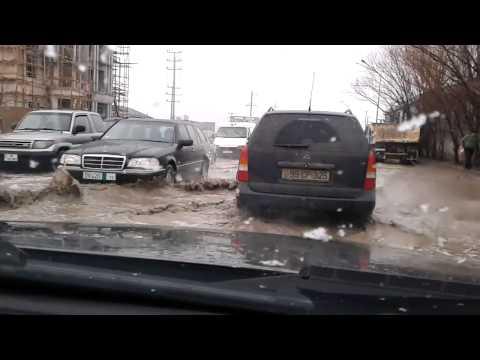 Binəqədi yolu 10.01.2013