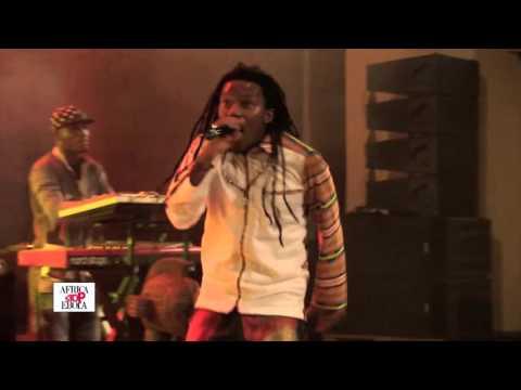 BANLIEUZ'ART au Concert Africa Stop Ebola
