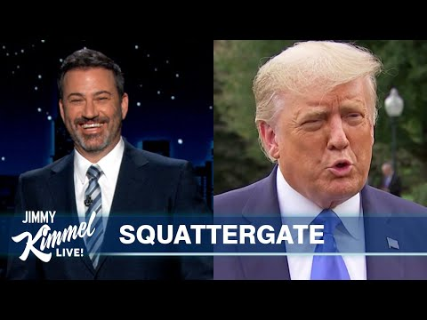 Jimmy Kimmel Breaks Down Trump's Plan to Steal the Election
