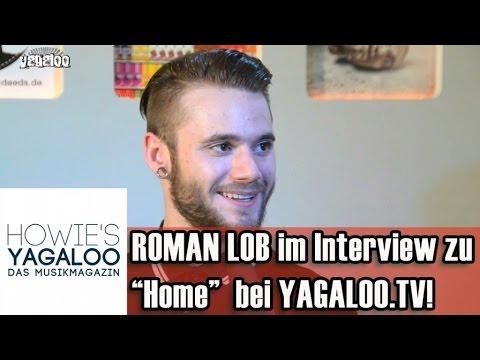 ROMAN LOB im Interview zum neuen Album HOME