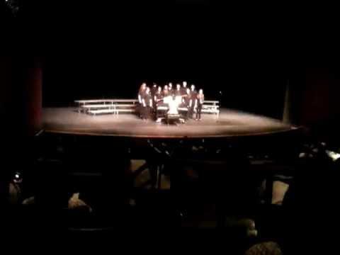 Finn Hill Junior High School Concert Choir at choir festival (March 20, 2012)