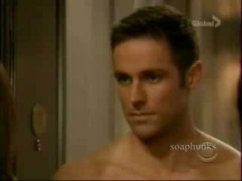 Dylan Bruce  shirtless 2