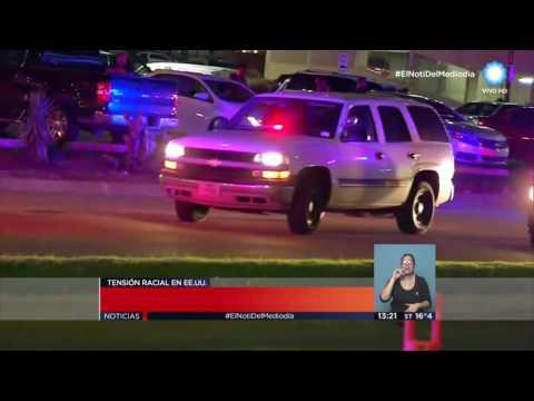 TV Pública Noticias- Matan a 5 policias en Dallas EEUU