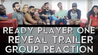 Trailer Tuesday! San Diego Comic Con Edition  - Ready Player One - Group Reaction