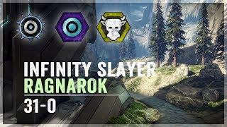 Halo 4 - Invincible Perfection on Ragnarok (31-0)