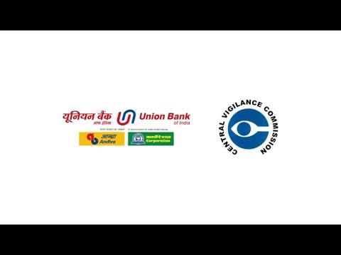 सतर्कता जागरूकता सप्ताह 2020 | Union Bank of India