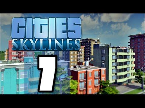 Cities Skylines: Модерни Сгради - Епизод #7 (Bulgarian Gameplay)