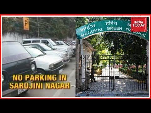 NGT Prohibits Parking At Delhi's Shopping Hub Sarojini Nagar