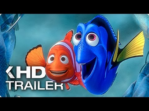 FINDING DORY Official Trailer 2 (2016)