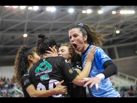 Taça de Portugal de futsal feminino: Novasemente GD Cavalinho 5 - 3 FC Vermoim