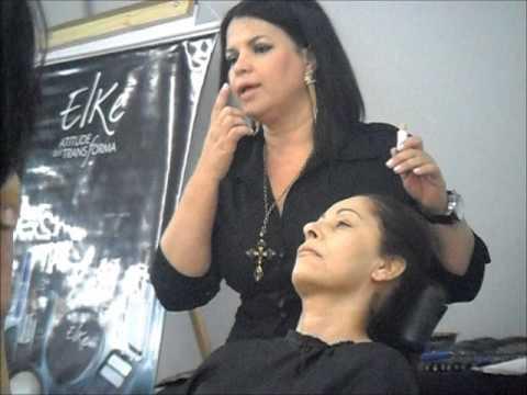 curso de auto maquiagem da  elke!!!!