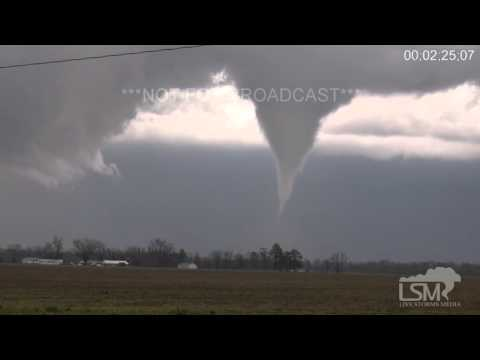 3-13-16 Star City, AR Tornado