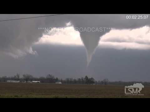 3-13-16 Star City, AR Tornado