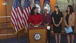 Alexandria Ocasio-Cortez, Congressional 'Squad' Respond to Trump's 'Go Back' Tweet | NBC New York