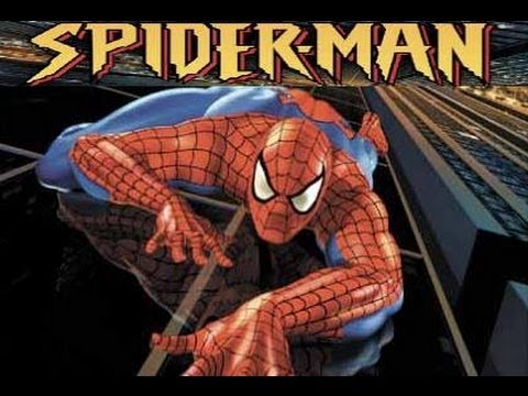 SPIDER-MAN (Film-Game Complet Fr PSX)