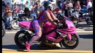 Coolest Bikes of Daytona Bike Week