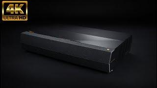 Best 4K Laser Smart TV Home Projector Top 8 2020 Best Short throw Projector