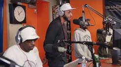 Friday Fire Cypher featuring Locksmith, Theodore Grams and J Isaak with Pete Rock Production
