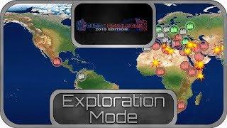 Power & Revolution 2019 Edition | Exploration Mode | An In-Depth Modern Politics Simulation